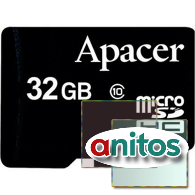 Apacer microSD 32GB High-Capacity (Class 10) w/o Adapter