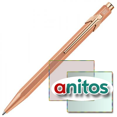 CARANDACHE OFFICE 849 BRUT ROSE - ШАРИКОВАЯ РУЧКА, M