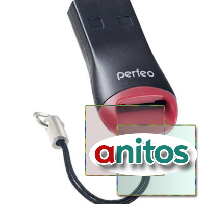 Perfeo Card Reader Micro SD, (PF-VI-R007)