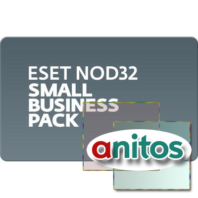 Антивирус ESET NOD32-SBP-NS(CARD)-1-5/Business Pack(5ПК/1г)