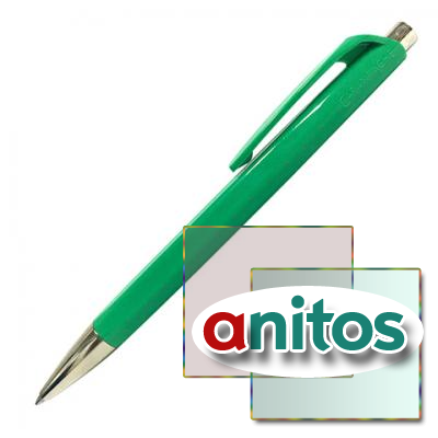 Carandache Office Infinite - Veronese Green, шариковая ручка, M