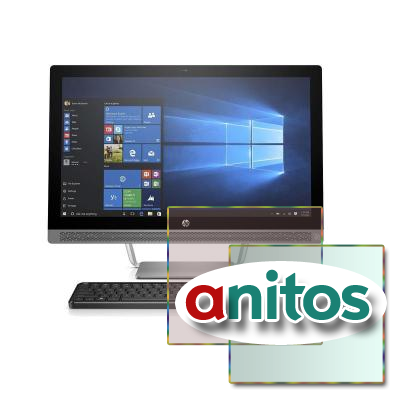 HP ProOne 440 G3 All-in-One(1KN99EA)NT23,8Corei5-6500T/4GB/500GB/Win10Pro