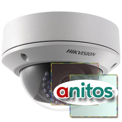 Камера HIKVISION DS-2CD2742FWD-IS 4Мп,купол,вандалозащ