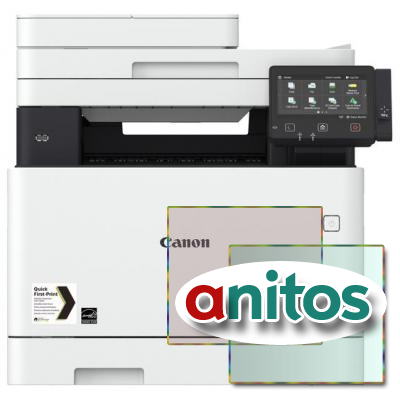 МФУ Canon MF735Cx (1474C052) A4  27/27ppm  color