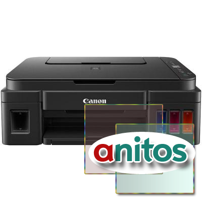 МФУ Canon PIXMA G2410 (2313C009) A4 5/8ppm 3in1