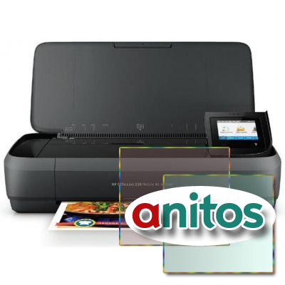 МФУ HP OfficeJet 252 Mobile AiO Printer (N4L16C)A4 10стр 3in1