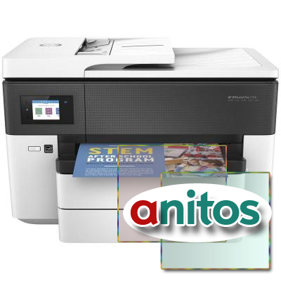 МФУ HP OfficeJet Pro 7730 (Y0S19A)A4 12/10 ppm Duplex