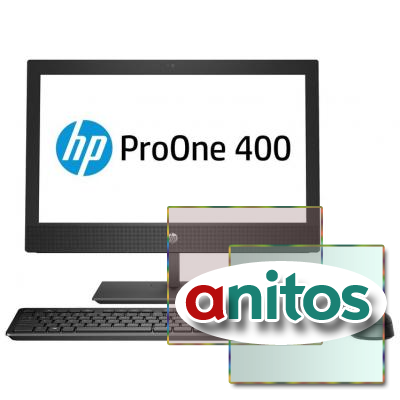 Моноблок HP 400 G4 NT (5BL92ES) 20/i3-8100T/4GB/1TB/DVD/FreeDOS