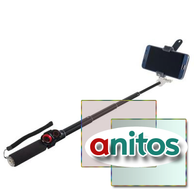 Монопод DigiCare SELFIE STICK SP6 Mini Red