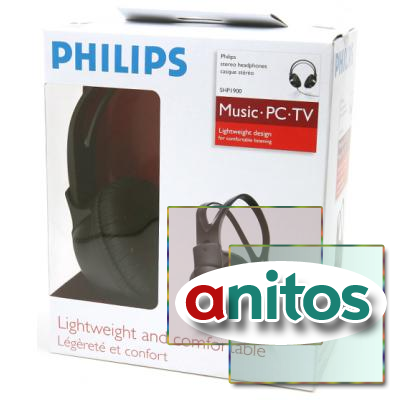 Наушники PHILIPS SHP1900 BL1