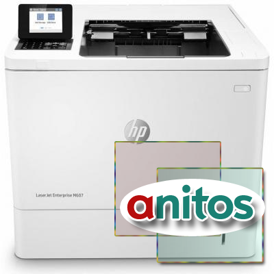 Принтер HP LaserJet Enterprise M607n(K0Q14A)A4 52ppm