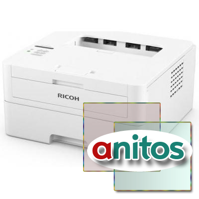Принтер Ricoh SP 230DNw(408291) (A4, ч\б., 30ppm, USB|Ethernet)
