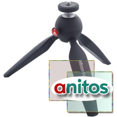 Штатив Manfrotto PIXI MINI TRIPOD BLACK