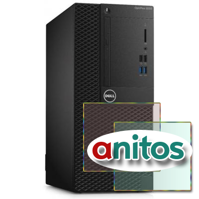 Системный блок DELL Optiplex 3050 SFF (3050-0399) G4560/4/500GB/HD610/W10P