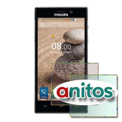 Смартфон Philips V787 upgrade