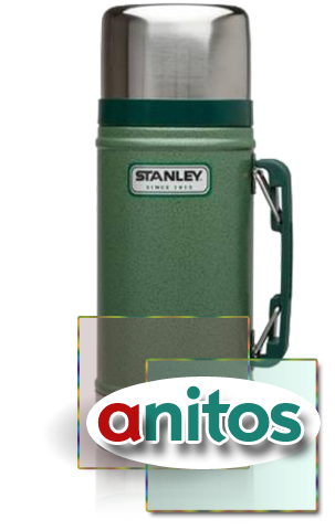 ТЕРМОС ДЛЯ ЕДЫ STANLEY LEGENDARY CLASSIC FOOD FLASK (0.7 ЛИТРА)