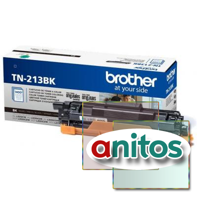 Тонер-картридж Brother TN-213BK чер. для DCPL3550/HLL3230
