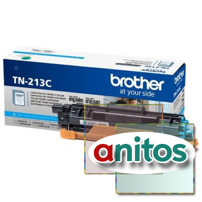 Тонер-картридж Brother TN-213C гол. для DCPL3550/HLL3230