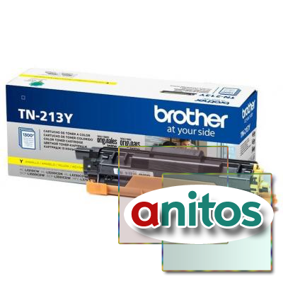 Тонер-картридж Brother TN-213Y жел. для DCPL3550/HLL3230