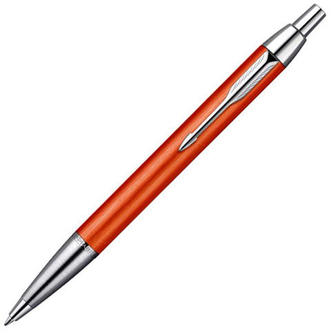 PARKER IM PREMIUM - BIG RED CT, ШАРИКОВАЯ РУЧКА, M