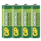 Батарейка GP R6/4SH Greencell