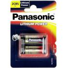 Батарейка PANASONIC 2CR5/1BL 2CR-5L Lithium Power