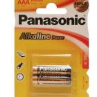 батарейка PANASONIC LR03/2BL Alkaline Power