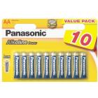 батарейка PANASONIC LR6/10BL Alkaline Power