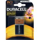 Батарейка Крона Duracell 6LR61/1BL Plus Power MN1604
