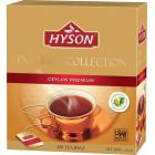 Чай HYSON черн. Exguisite Collection Ceylon Premium 100 пак x 2гр/уп