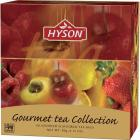 Чай HYSON черн. Gurmet Tea Collection 60 пак x 1.5гр/уп