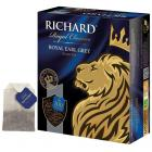 Чай Richard Royal Earl Grey черный, 100 пак
