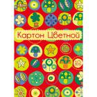 Картон цветной №1School,Magic forest,10л,10цв,А4,мелов