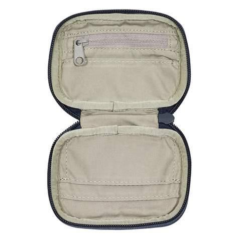 Кошелек Fjallraven Kanken Card Wallet, синий, 11х7,5х2 см
