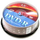 Компакт диск DVD записываемый VS DVD-R 4.7 GB 16x CB/25